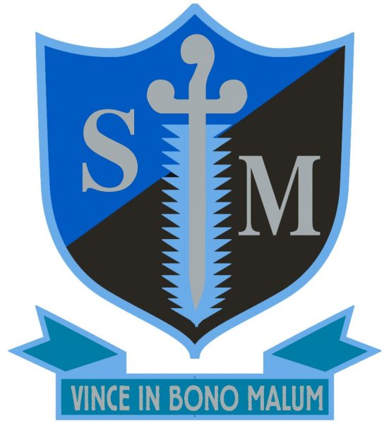 Saint Michaels Academy College Badge -