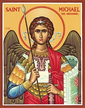 Wishing all pupils and their families both past and present a Happy Feast  Day – St Michael's Catholic College